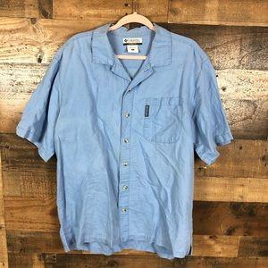 Columbia Button Up Shirt